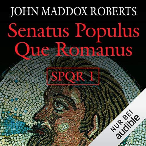 Senatus Populus Que Romanus audiobook cover art