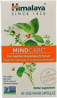 Himalaya, Mindcare, 60 Count