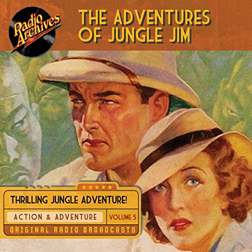 The Adventures of Jungle Jim, Volume 5 cover art