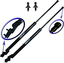 Two Rear Hatch Gas Charged Lift Supports for 2009-2013 Subaru Forester Wagon. Left and Right Side. WGS-624-625