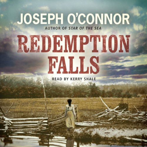 Redemption Falls audiobook cover art