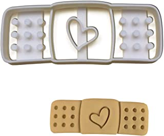 Bandage Cookie cutter, 1 pc, Ideal for Medical Health Care themed party