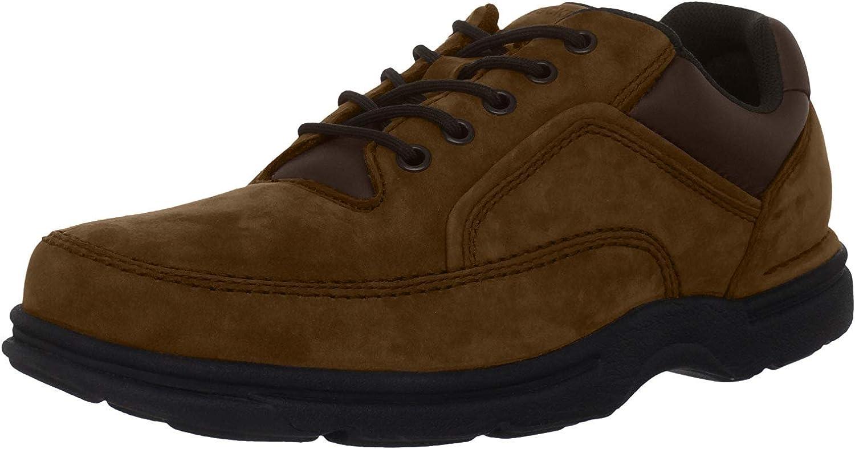 Rockport Men's Eureka Kansas City Mall Shoe-Chocolate-10.5 Walking shop M