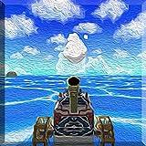The Sea (from 'Zelda Phantom Hourglass')
