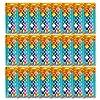 テンペラ絵の具セット 子供用 12色選択可能 グリッターペイント ブラシ2本 学校/クラブ/キャンプ用 すべてのアート/クラフトプロジェクトに不可欠なクラフト用品