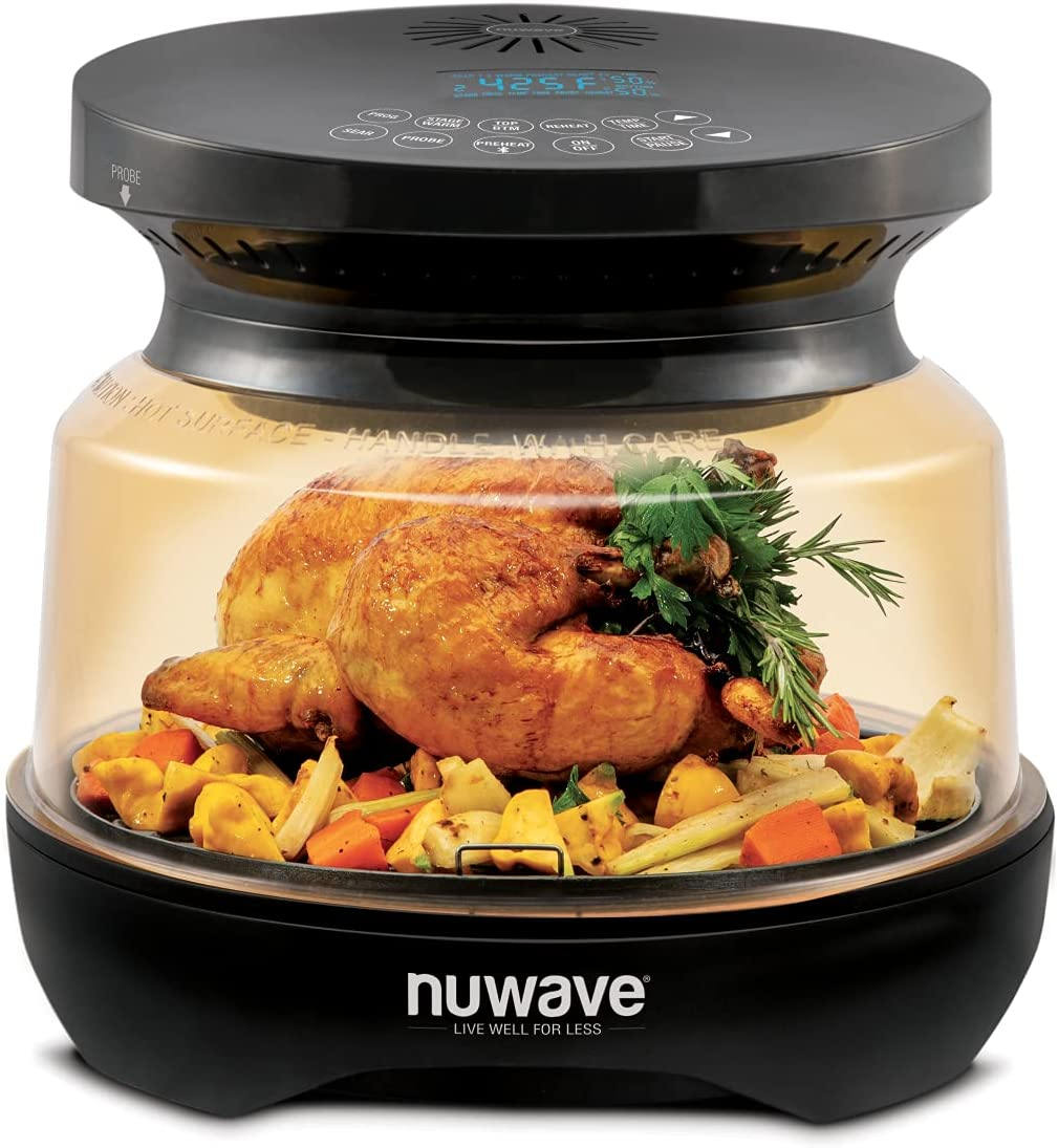 NUWAVE PRIMO 25% OFF Infrared Grill Max 40% OFF Oven with Temp Integrated Digital Pr
