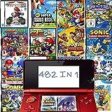 482 en 1 Juegos Tarjeta DS Juego Paquete de Juegos NDS Super Combo para DS NDS NDSL NDSi 3DS 2DS XL Nuevo