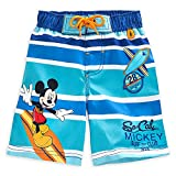 Disney Store Mickey Mouse Clubhouse Surf's up Swim Trunks for...