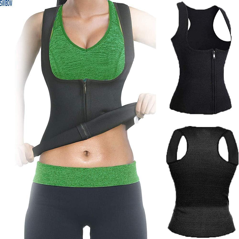 Women Waist Trainer Hot Neoprene Sauna Suit Sweat Slimmer Trimme