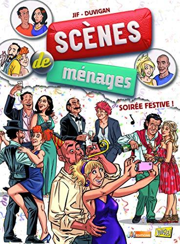 Scènes de ménages - tome 11 Soirée festive ! (11)