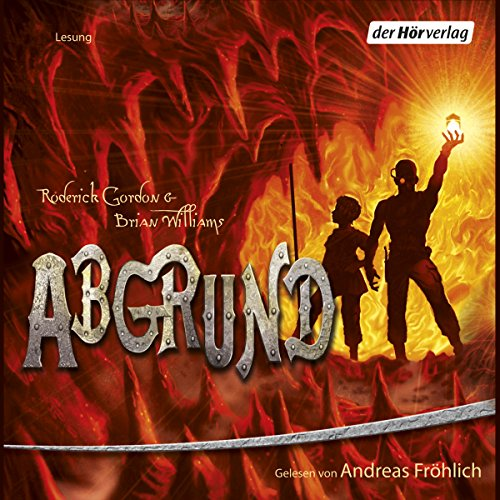 Abgrund audiobook cover art