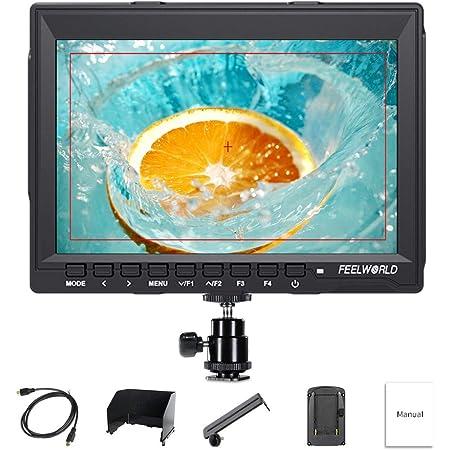Feelworld Fw759 7 Zoll Kamera Dslr Field Monitor Camera Kamera