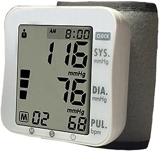 TAO Monitor De Presión Arterial De Tipo Muñeca Cuidado En El Hogar Salud Eléctrica Multifunción Función De Memoria De Apagado Automático ABS Batería Seca 2.8 * 2.8 * 0.9in