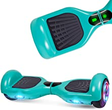 UNI-SUN Self Balancing Hoverboard Two-Wheel Hoverboard for Kids with LED Lights - UL 2272 Certified