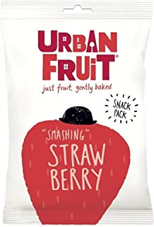 Urban Fruit | Snack Pack - Strawberry | 1 x 35g
