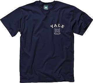Short-Sleeve T-Shirt, Premium All-Cotton, Scholar Logo on Left Chest