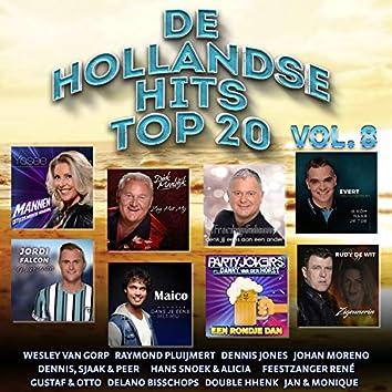 Hollandse Hits Top 20 vol. 8