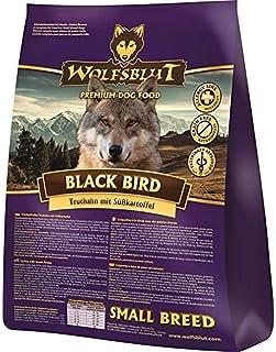Wolfsblut Comida para Perros Black Bird Small Breed, 1 Unidadde 2kg