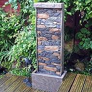 101cm Stone Effect Garden Feature
