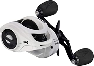 KastKing Royale Legend Baitcasting Reels - Elite Series Fishing Reel, Palm Perfect Compact Design, Ergo-Twist Opening, Swing Wing Side Cover, 4 Coded Gear Ratios, 11+1 BB, Magnetic Braking System.