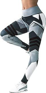 CFR Women Fitness Leggings Sport Workout Yoga Pants New Geometry Print