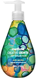Method Creative Growth Limited Edition Gel Hand Soap Palm Garden 12 fl oz , pack of 1