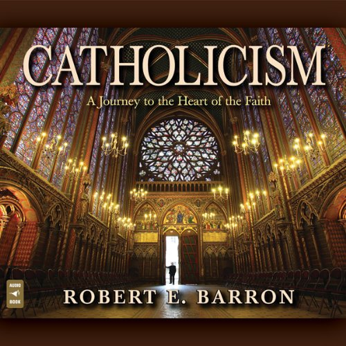 Catholicism audiobook cover art
