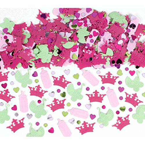 amscan International Confetti Little Princesse 70 g
