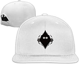 Fashion Curiousness Black Eyes Baseball Hiphop Cap Unisex