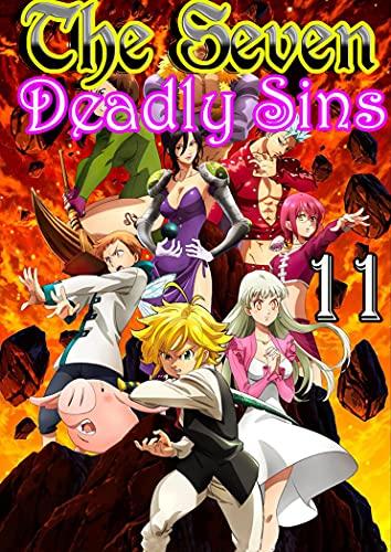 The Captain Meliodas and Senven Sins: Battle of Gods Book 11 (English Edition)