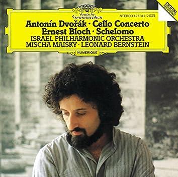Dvorak: Cello Concerto / Bloch: Schelomo