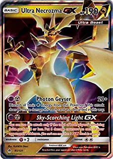 ultra necrozma gx full art