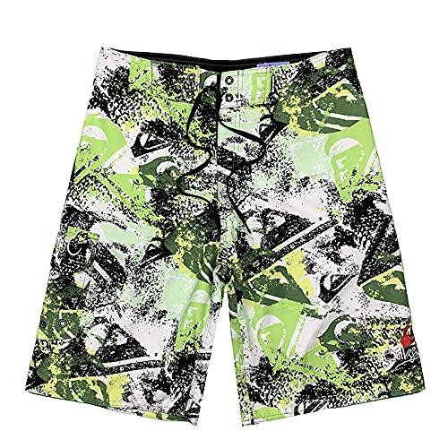 Pantalones Cortos de Verano para niñas, Pantalones de Playa de Surf de Secado rápido para Vacaciones, Viajes, Pantalones Cortos de Ocio, Mujeres, Hombres, Verano XL 38