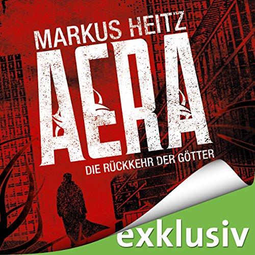 Aera: Die Rückkehr der Götter audiobook cover art