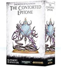 Citadel Daemons of Slaanesh: The Contorted Epitome Warhammer Age of Sigmar