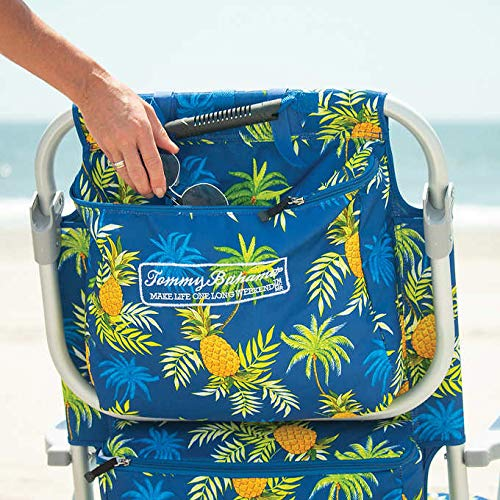 Tommy Bahama 2 Pack Backpack Beach Chair Multi Color Stripe