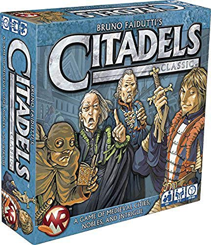 Fantasy Flight Games FFGWR01 Citadels Classic