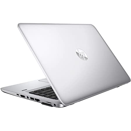 (Renewed) HP Intel 6th Gen Core i5 6300HQ 14-Inch (35.56 cms) 1366x768 Laptop (8 GB/500 GB HDD/Windows 10/MS Office 2019 /Intel HD Graphics 520/Black/1.77 Kg), EliteBook 820 G3