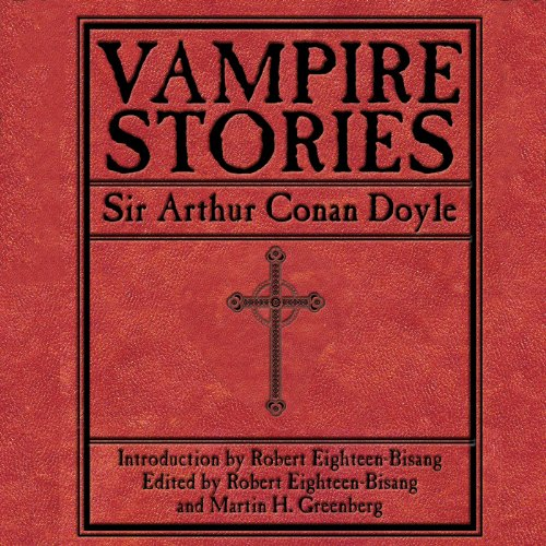 Vampire Stories audiobook cover art