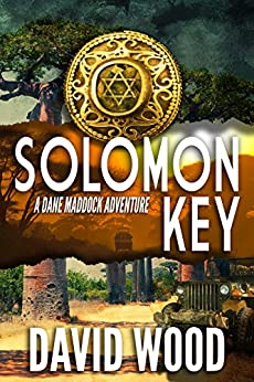 Solomon Key: A Dane Maddock Adventure (Dane Maddock Adventures Book 11)