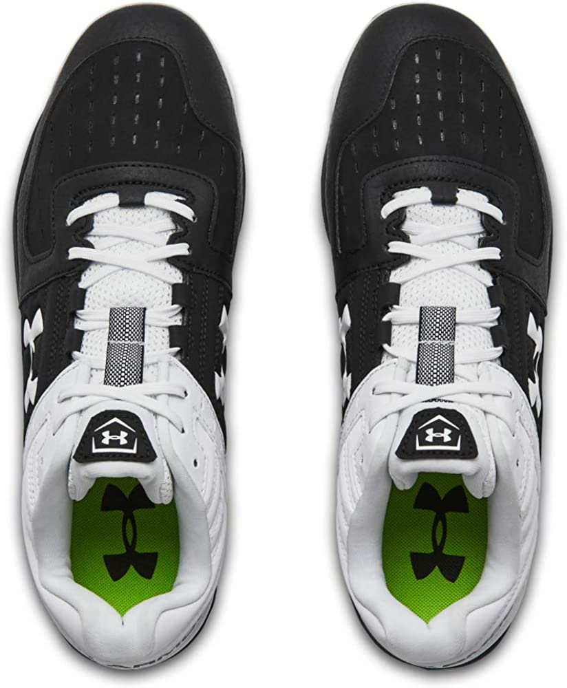 Under Armour Mens Ignite Low St Baseball Shoe