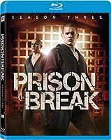 Prison Break: Season 3/ [Blu-ray] [Import]