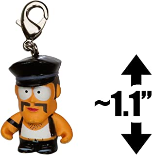 brand new Slave BOTH figure and zipper pull Kidrobot South Park Series 1 Mr