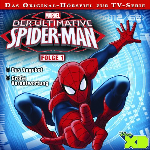 Der ultimative Spiderman 1 Titelbild