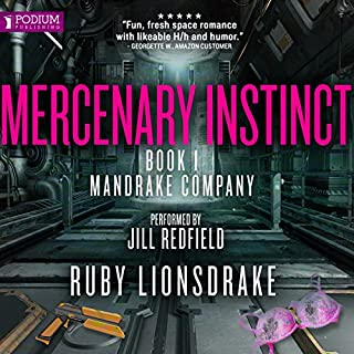 Mercenary Instinct cover art