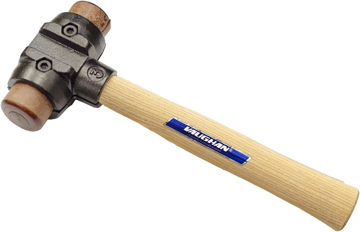 Bon Vaughan discount 587-14 Split-Face Hammer 1.75-inch Rawhide Face Tucson Mall Dia