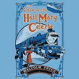 The Case of the 'Hail Mary' Celeste cover art