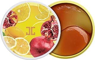 JAYJUN Pom Lemon Duo Eye Gel Patch, 190 g