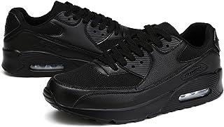 premium selection e093d 16d1d Young   Ming Hommes Chaussure de Running Air Max Sport en Marchant Poids  Léger Formateurs Fitness