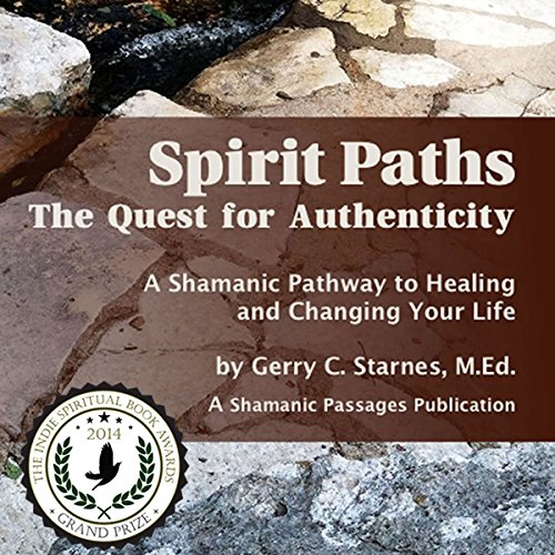 Spirit Paths audiobook cover art
